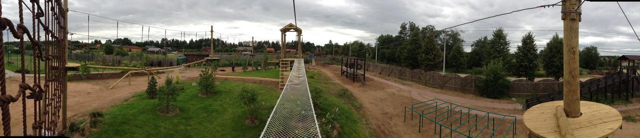 Парк на искусственных опорах